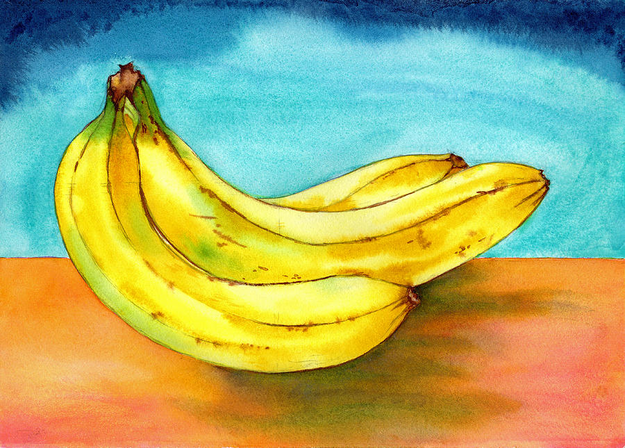 Bananas by Xavier Francois