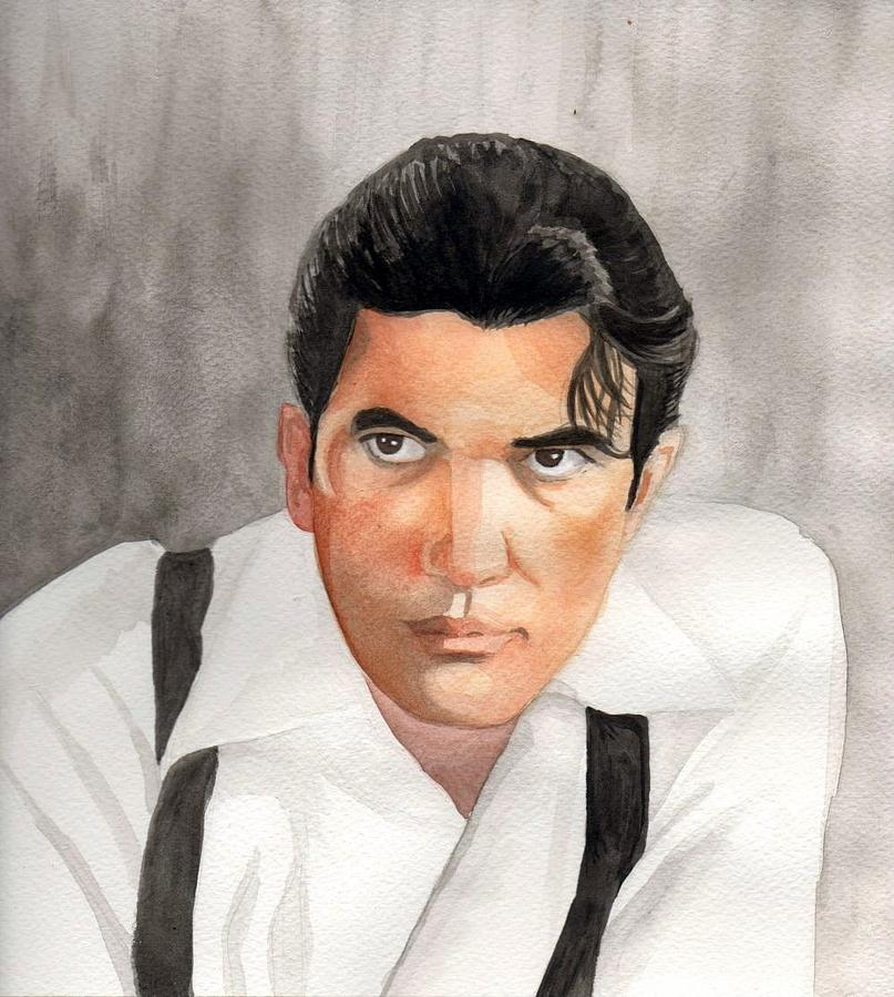 Mambo Kings Painting - Banderas In Mambo Kings by Eniko Tanyi