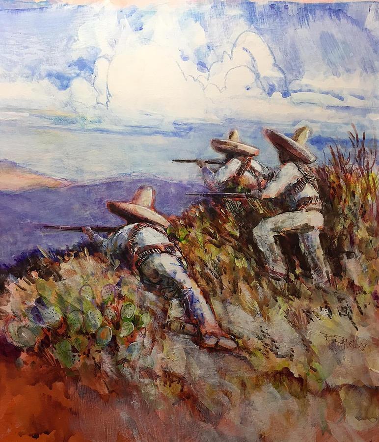 Bandits by Ronald Shelley