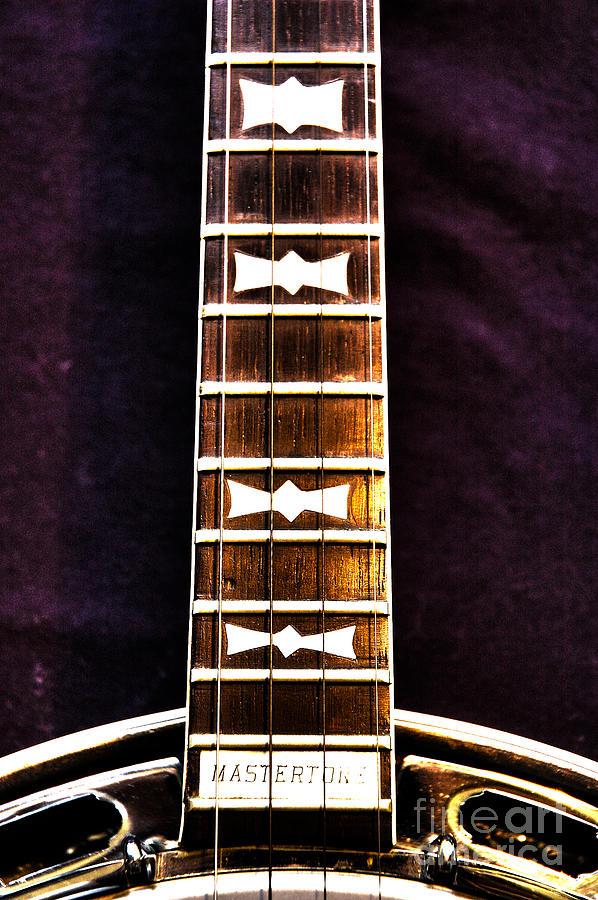 Banjo Neck by Micah May