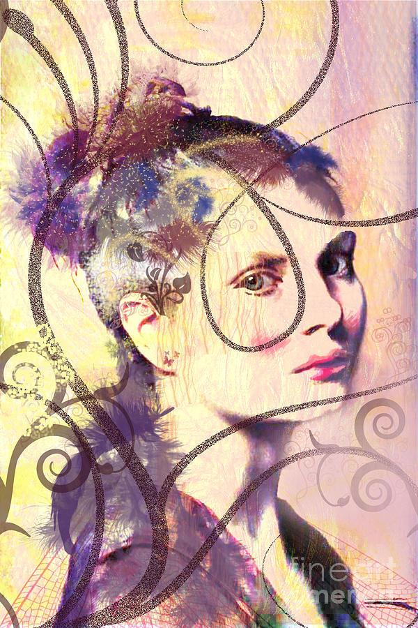 Barbara Blue Digital Art