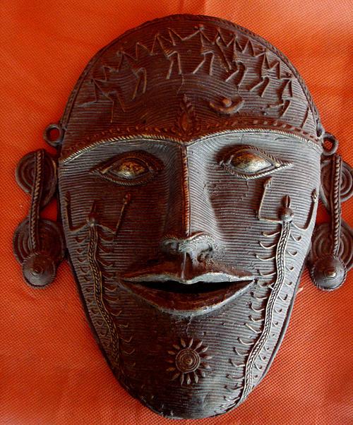 Sculpture Sculpture - Barboru by Panna Lal