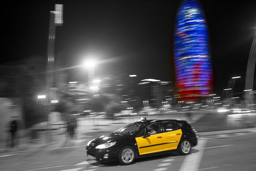Barcelona Photograph - Barcelona by David Ortega Baglietto