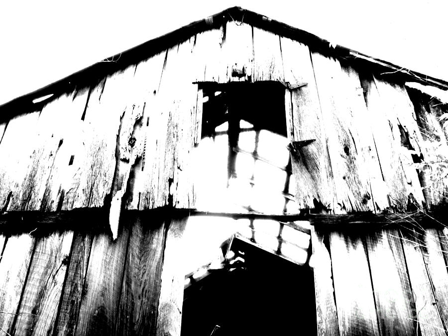 Barn Photograph - Barn by Amanda Barcon