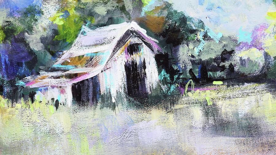 Barn by Karen Ahuja