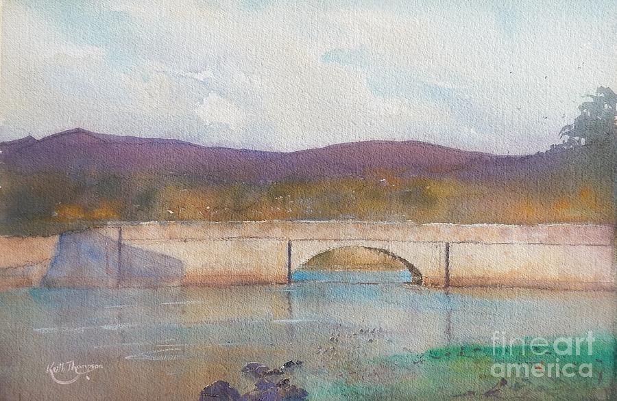 Barnawee Bridge, Waterford Greenway, Dungarvan by Keith Thompson