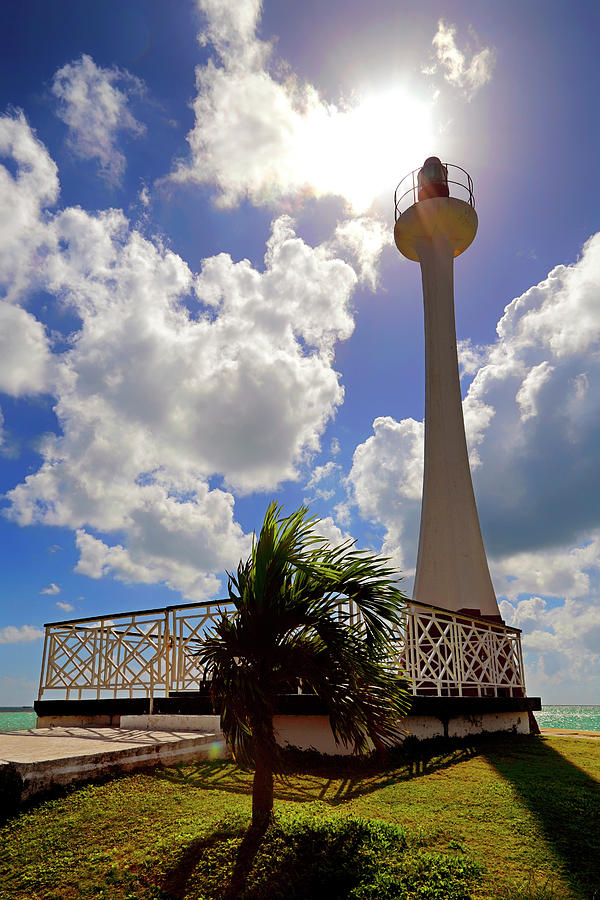 Baron Bliss Lighthouse - Fort George, Belize - Caribbean by Jason Politte