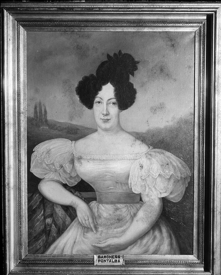 Pontalba Photograph - Baroness De Pontalba by Crescent City Collective