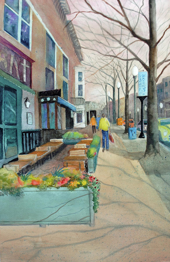 Barracks Row II by Kay Fuller