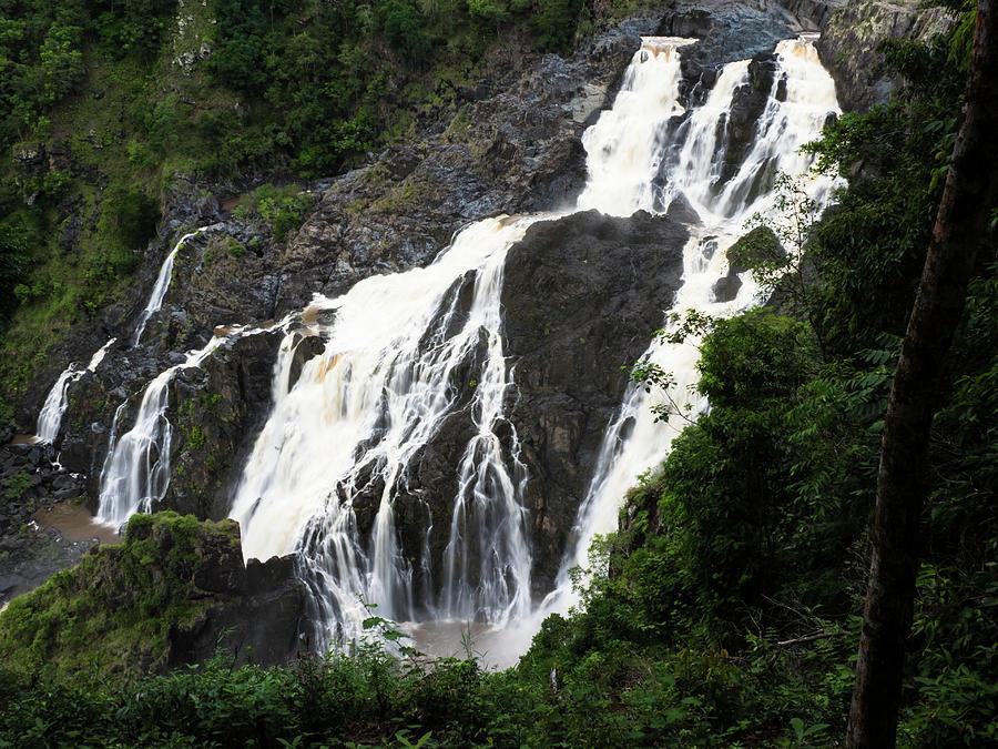 Barron Falls by Walt Sterneman