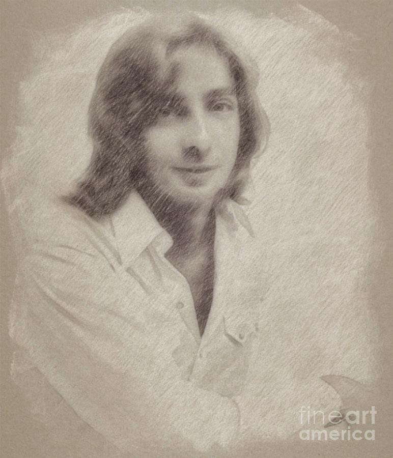 Barry Manilow, Musician Drawing
