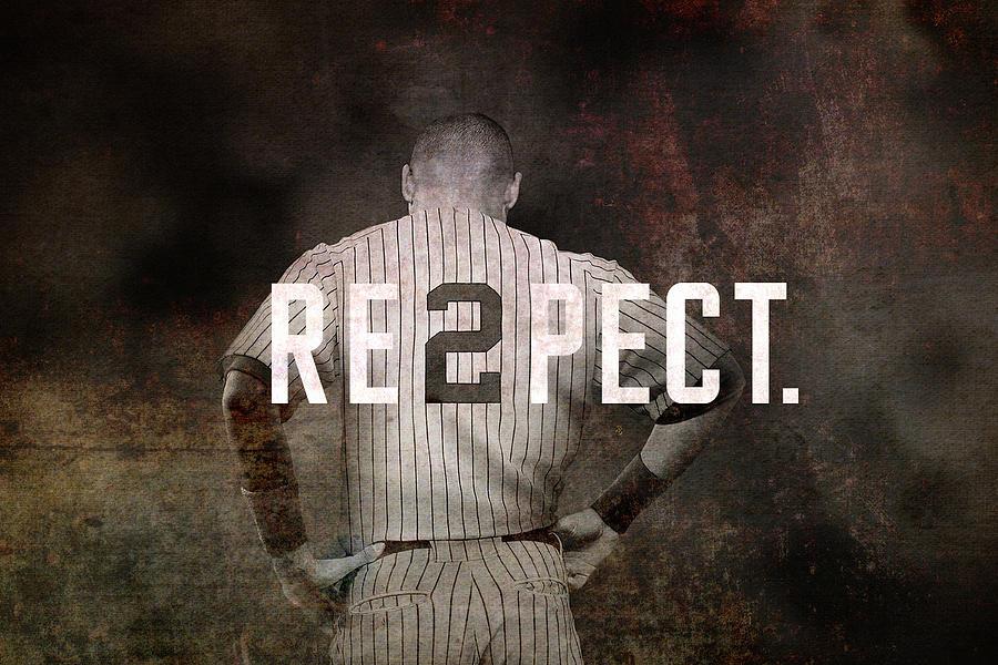 Baseball - Derek Jeter Photograph