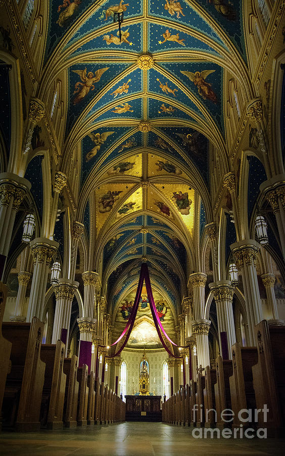 Basilica Photograph by Brian Jones