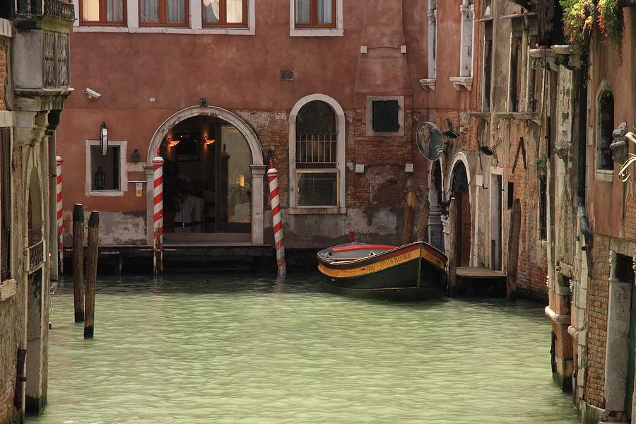 Venice Photograph - Basin in Venice by Michael Henderson