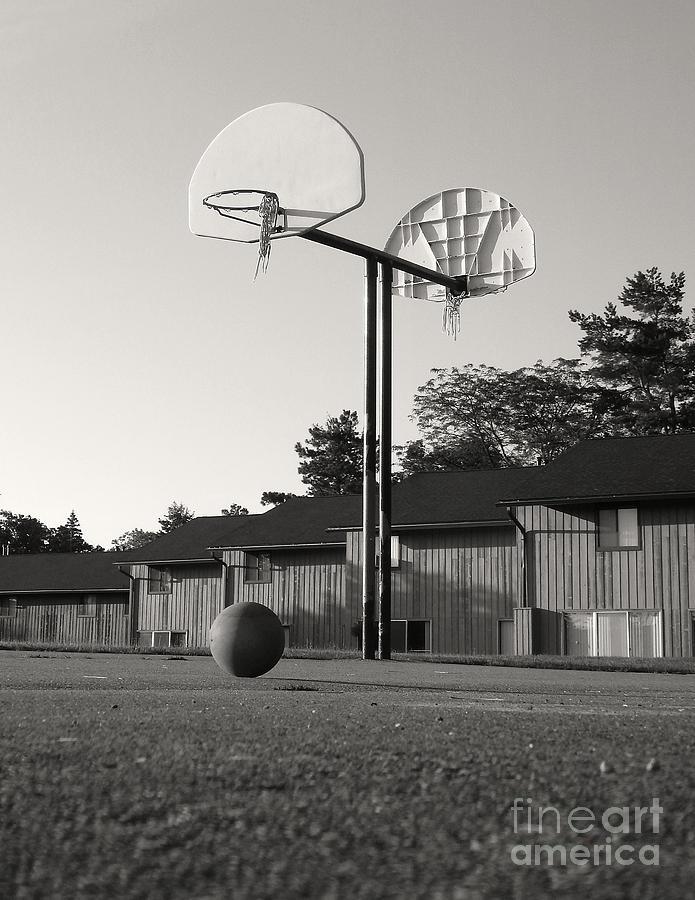 Basketball Photograph - Basketball by Phil Perkins