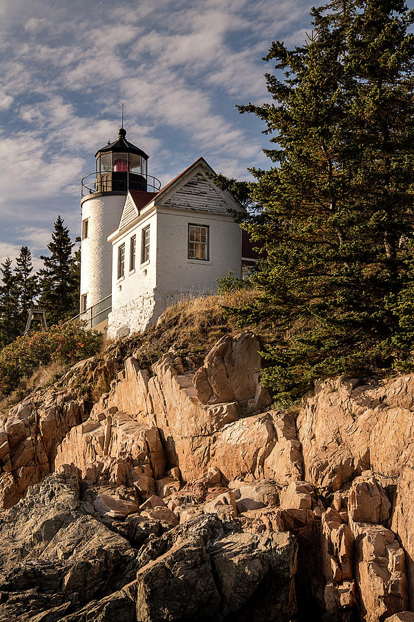 Bass Harbor Lighthouse by Lee Kirchhevel