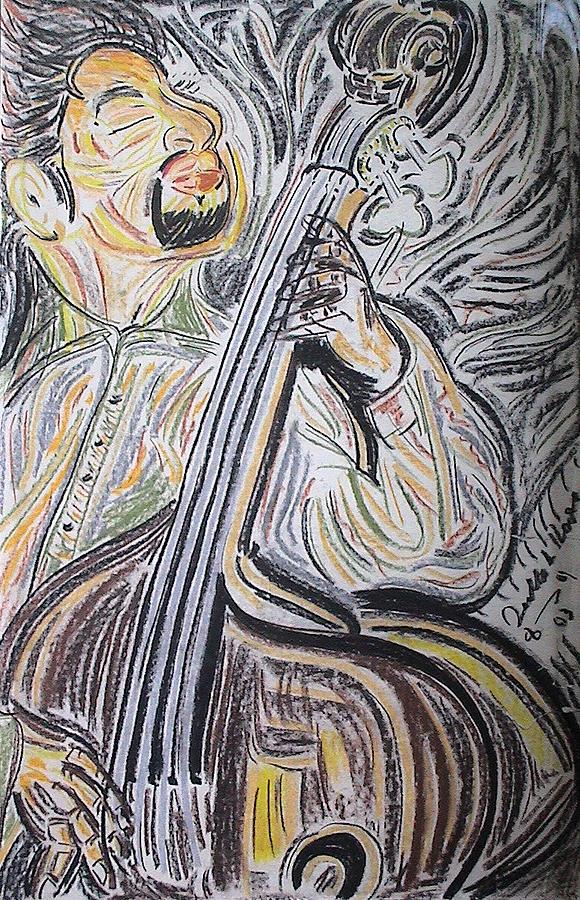 Pastel - Bassman by Diallo House