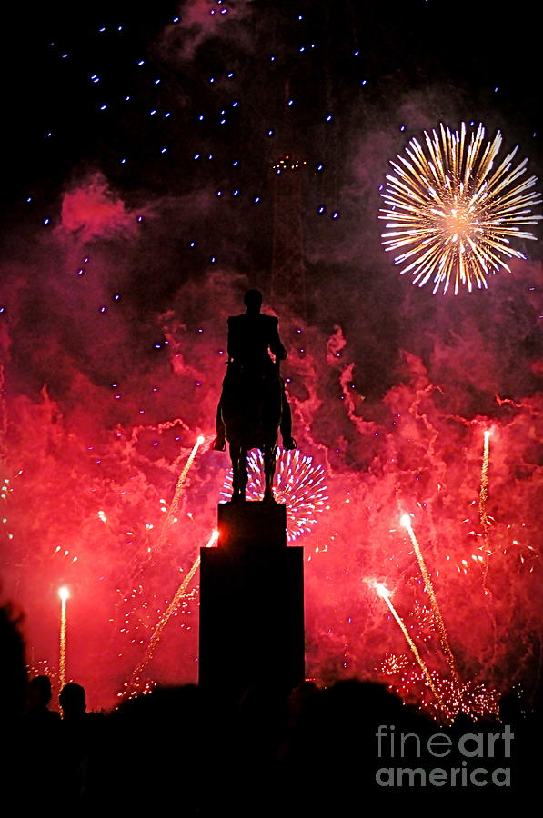 14 Photograph - Bastille Day by Louise Fahy