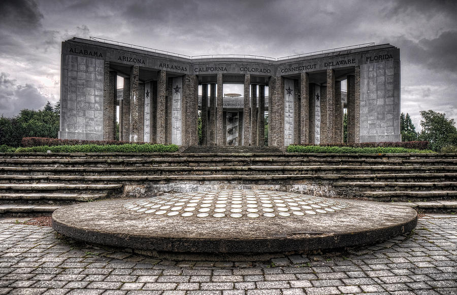 Bastogne Photograph - Bastogne by Ryan Wyckoff