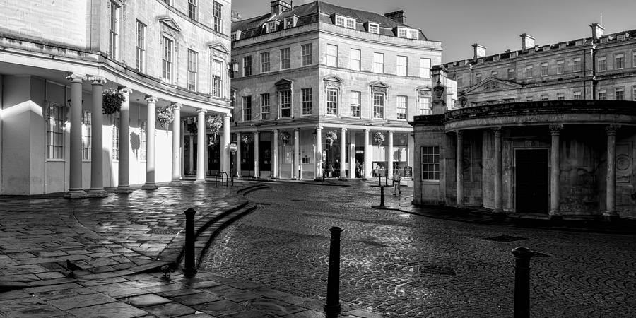 Bath Photograph - Bath Spa by Trevor Wintle
