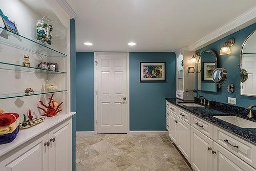 Bathroomremodelinginwoodbridgeva Mixed Media By Foster - Bathroom remodeling woodbridge va