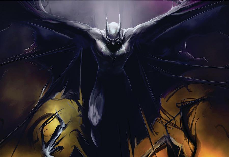 Batman posters - Batman Dark Knight Rises poster FP2723