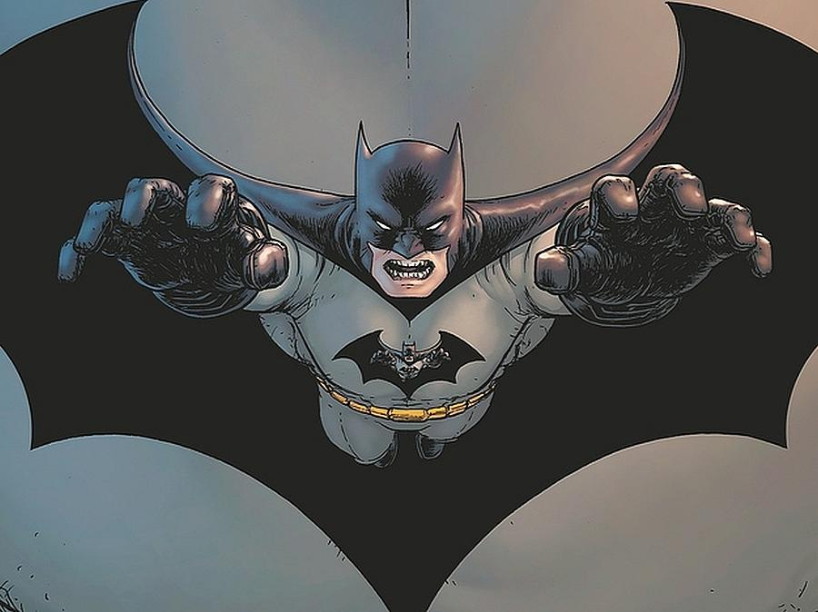 Chandelier Digital Art - Batman Incorporated by Dorothy Binder