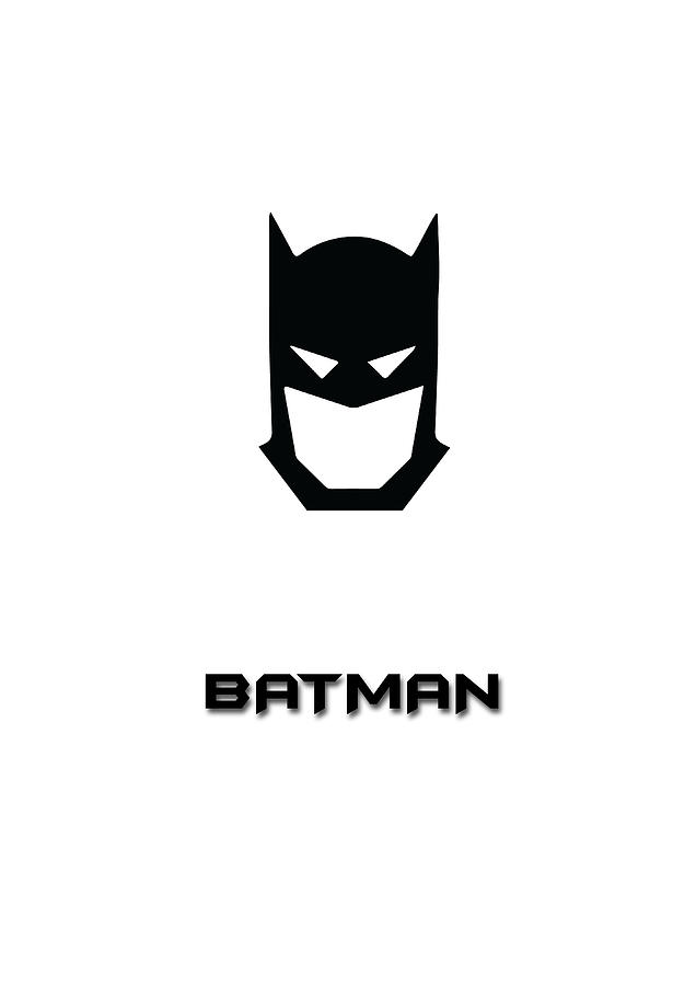 Batman Digital Art - Batman Poster by Chris Campbell