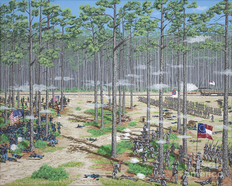 battle of olustee florida