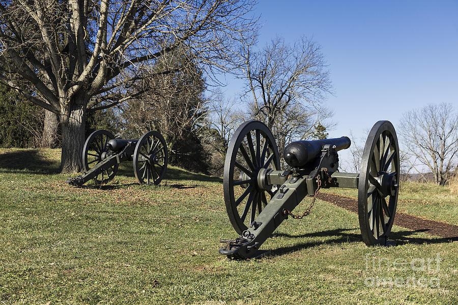 America Photograph - Battlefield At Fredericksburg by John Greim