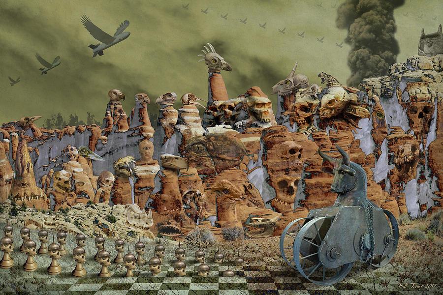 Battlefield by Bill Jonas