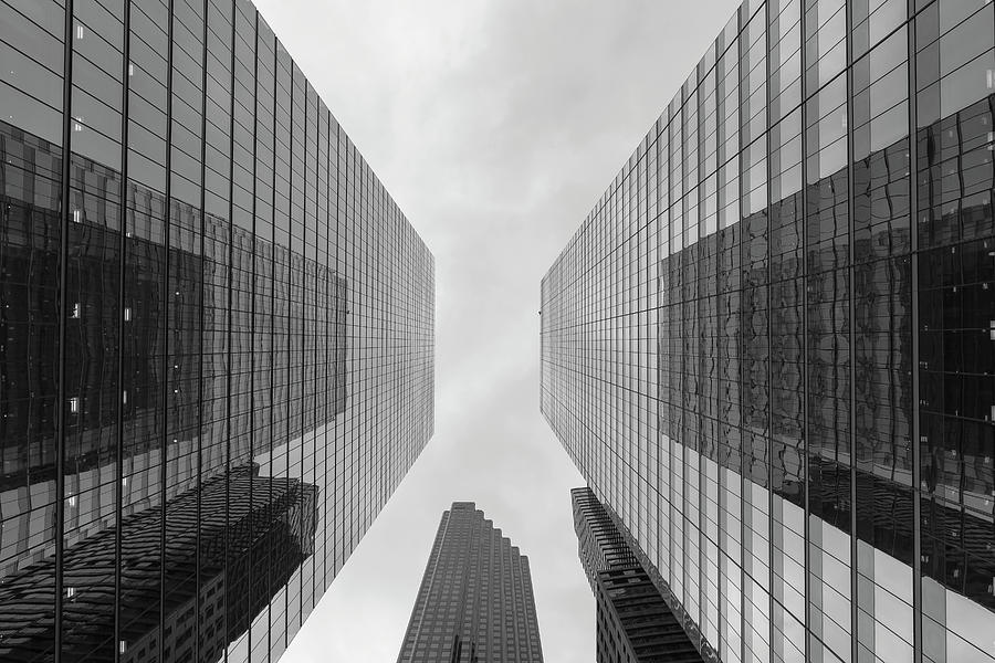 Bay Adelaide Centre, Mirror Image by Rick Shea