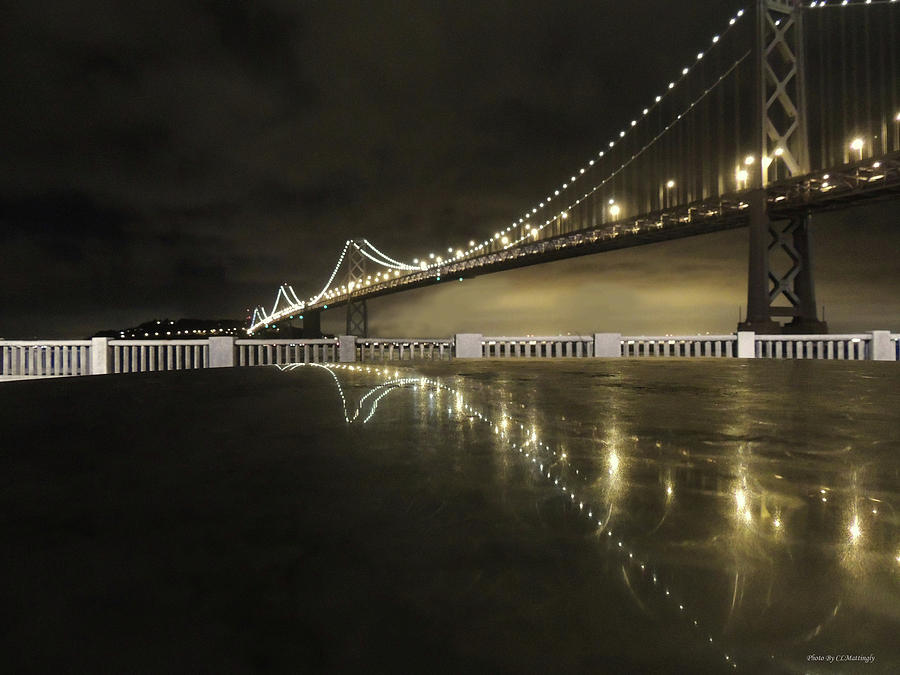 Bay Bridge San Fransico by Coleman Mattingly
