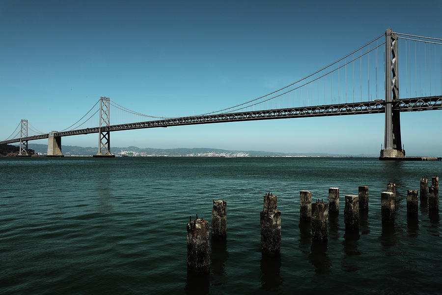 Bay Bridge  by The Artist Project
