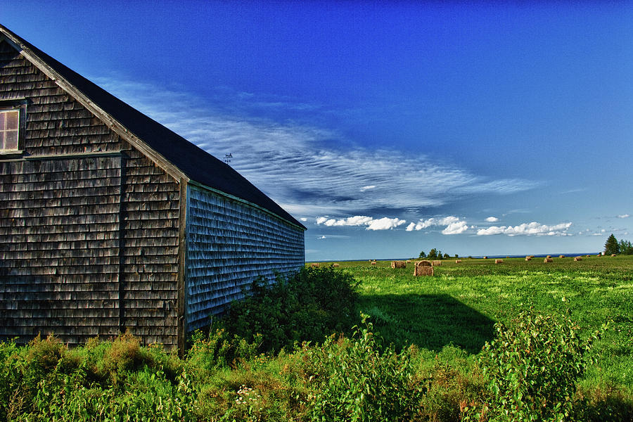 New Brunswick Photograph - Bay Du Vin by Levin Rodriguez