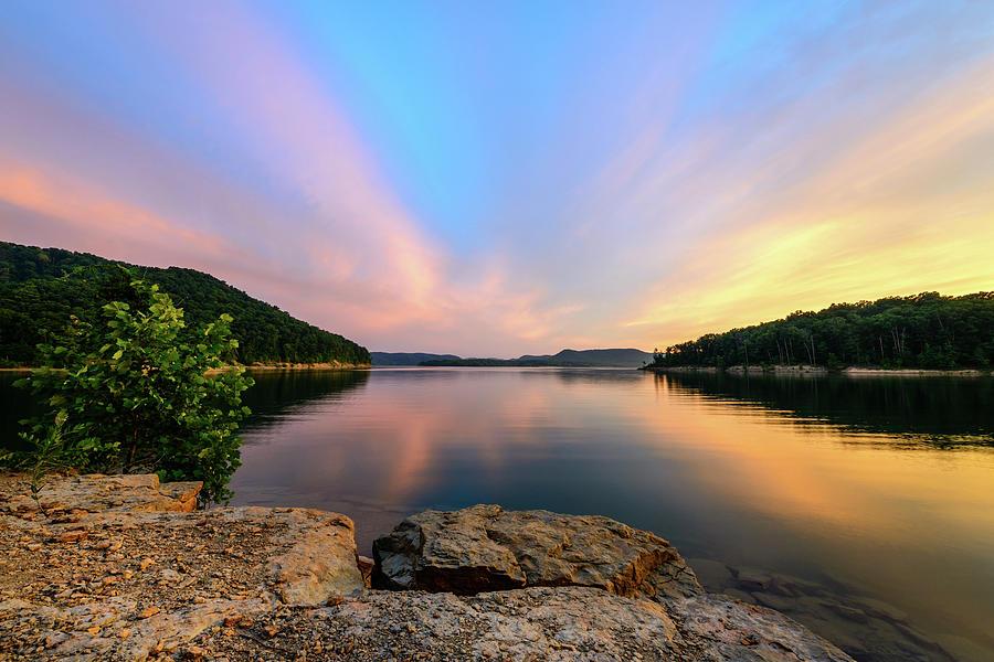 Kentucky Photograph - Bay Light by Michael Scott