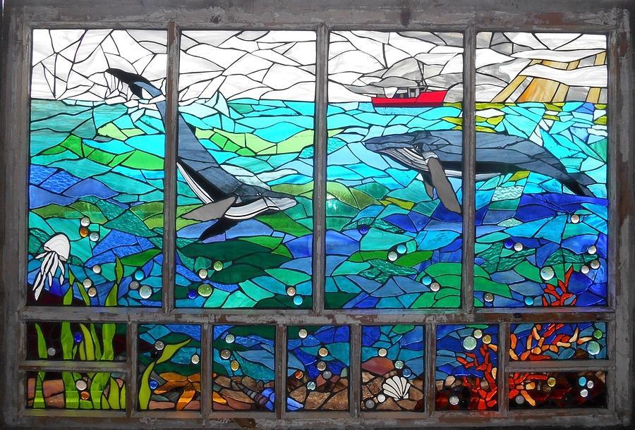 Bay of Fundy by Catherine Van Der Woerd