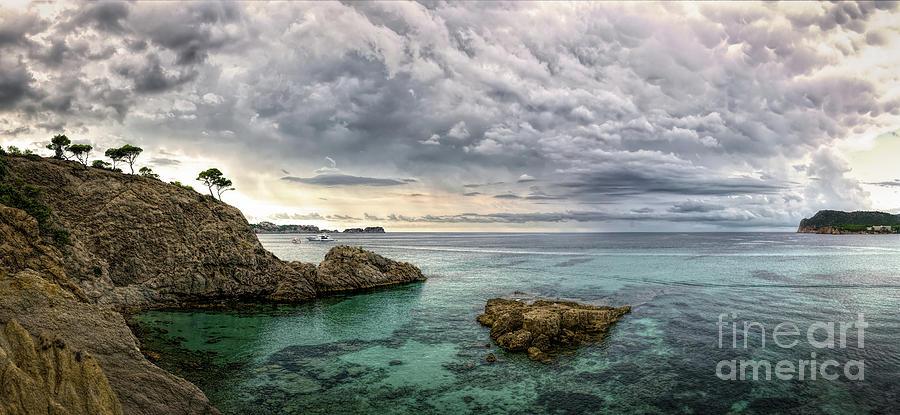 Bay Of Paguera Photograph
