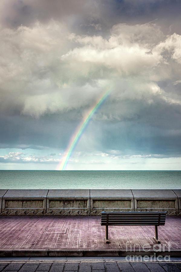 Bay Of Rainbows Photograph