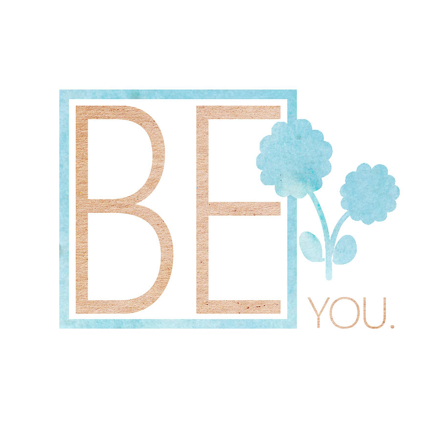 Be You Bronze Photograph