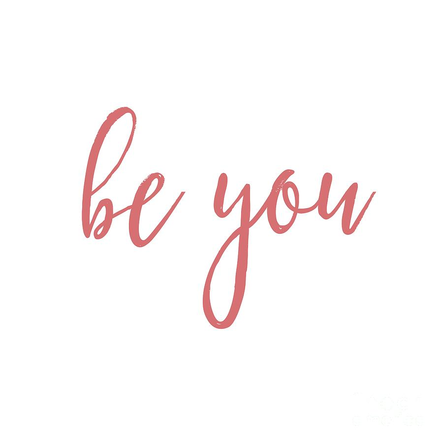 be you by Laura Kinker