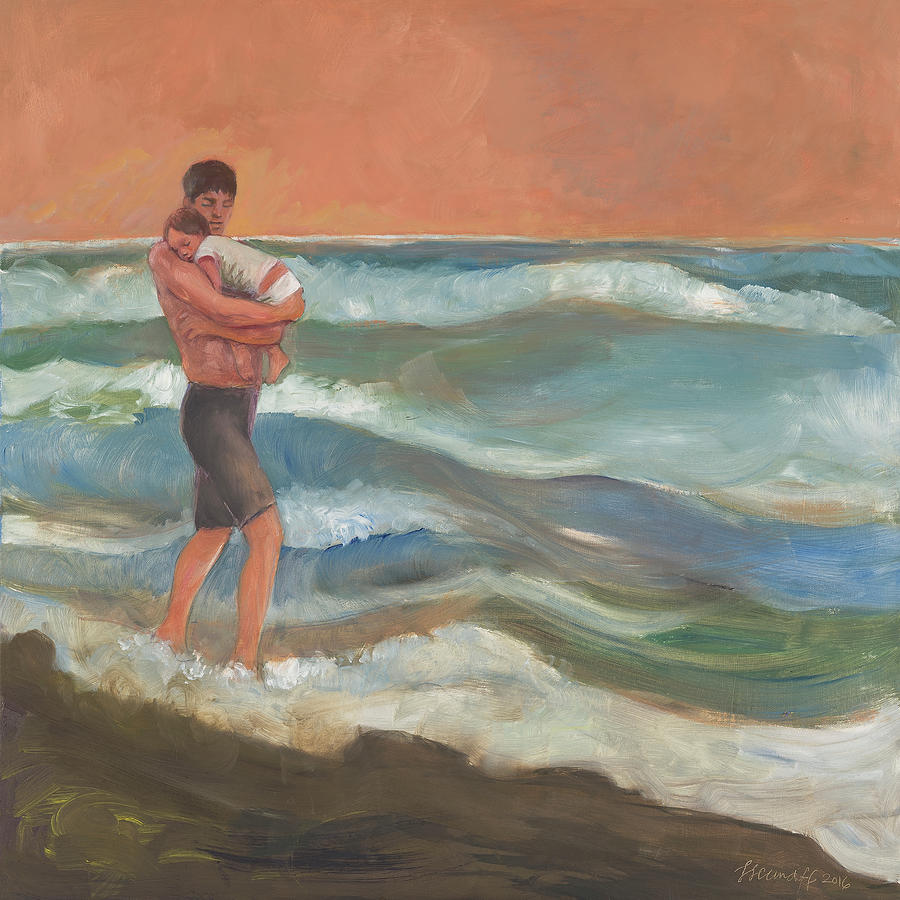 Beach Baby by Laura Lee Cundiff