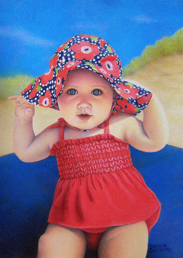 Beach Baby by Pamela Clements