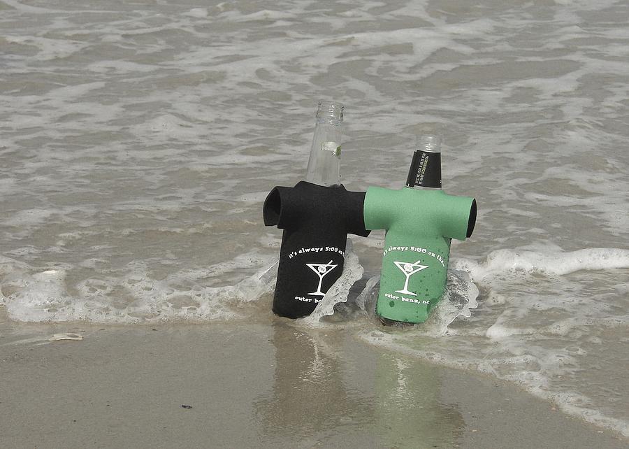 Beach Photograph - Beach Bums by JAMART Photography