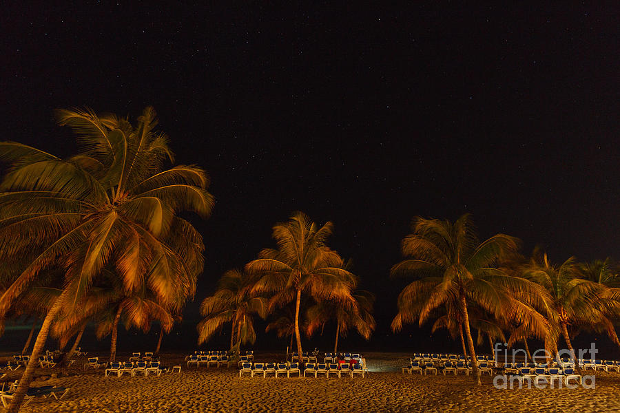 Beach by Night by Charles Kozierok