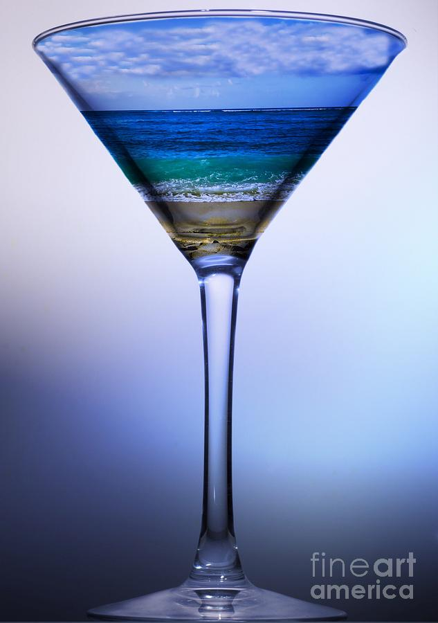 Beach Life Cocktail by Matty Archer