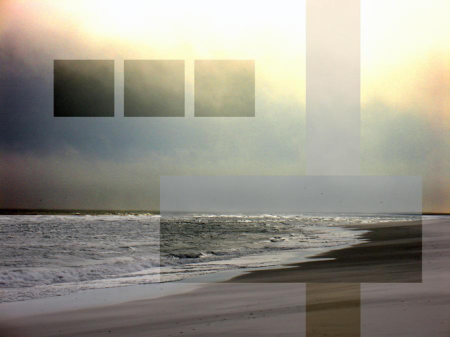 Beach Photograph - Beach Collage 2 by Steve Karol