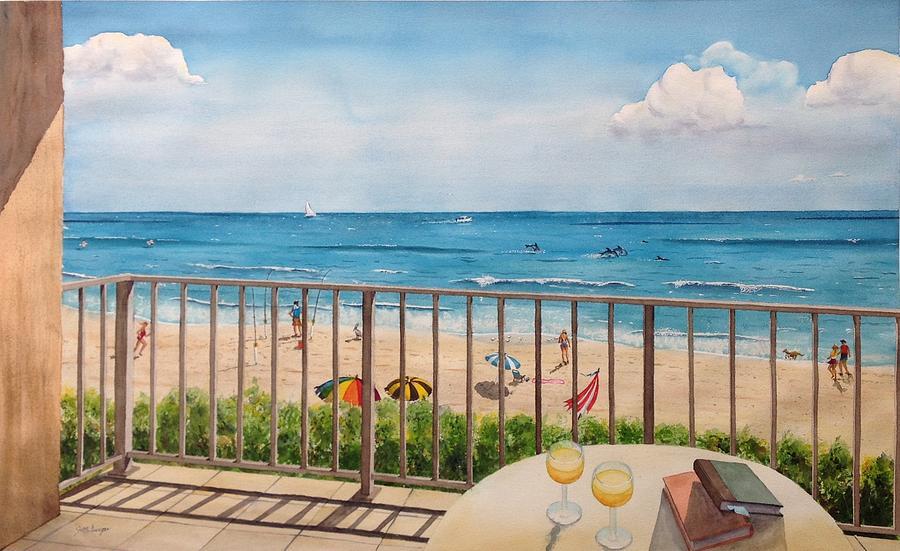 Beach Condo by Joseph Burger