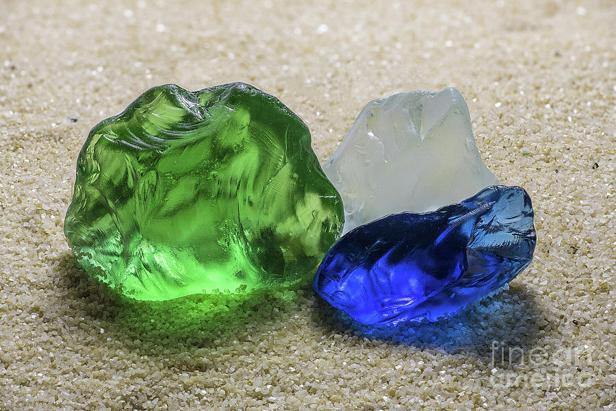 Beach Glass by Anthony Sacco