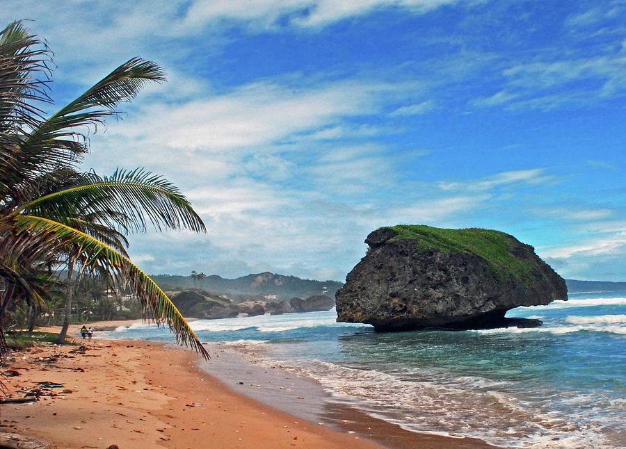 Beach Photograph - Beach Hideaway by Gary Wonning